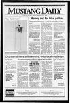 Mustang Daily, November 30, 1992