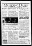 Mustang Daily, December 2, 1992