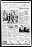 Mustang Daily, December 3, 1992