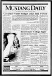 Mustang Daily, January 7, 1993