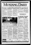 Mustang Daily, January 28, 1993