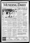 Mustang Daily, January 29, 1993