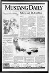 Mustang Daily, February 25, 1993