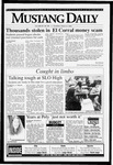 Mustang Daily, March 4, 1993
