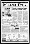 Mustang Daily, April 2, 1993