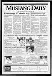 Mustang Daily, April 12, 1993
