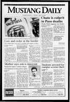 Mustang Daily, April 13, 1993