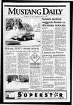 Mustang Daily, April 14, 1993