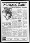 Mustang Daily, April 16, 1993