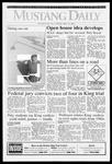 Mustang Daily, April 19, 1993