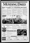 Mustang Daily, April 21, 1993