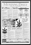 Mustang Daily, April 22, 1993