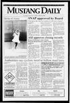 Mustang Daily, April 23, 1993