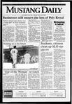 Mustang Daily, April 26, 1993