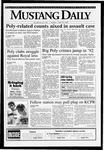 Mustang Daily, April 27, 1993
