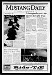 Mustang Daily, April 28, 1993