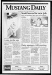 Mustang Daily, April 30, 1993
