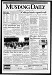 Mustang Daily, May 4, 1993