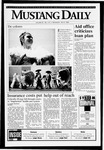 Mustang Daily, May 5, 1993
