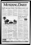 Mustang Daily, May 6, 1993