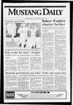 Mustang Daily, May 10, 1993