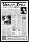 Mustang Daily, May 11, 1993