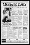 Mustang Daily, May 13, 1993