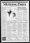 Mustang Daily, May 14, 1993