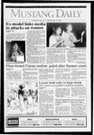 Mustang Daily, May 17, 1993