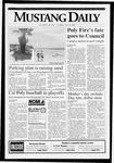 Mustang Daily, May 18, 1993
