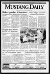Mustang Daily, May 20, 1993