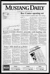 Mustang Daily, May 21, 1993