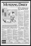 Mustang Daily, May 24, 1993
