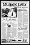 Mustang Daily, June 2, 1993