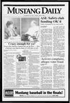 Mustang Daily, June 4, 1993