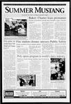 Summer Mustang, August 5, 1993