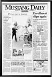 Mustang Daily, September 27, 1993