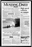 Mustang Daily, October 4, 1993
