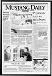 Mustang Daily, October 5, 1993