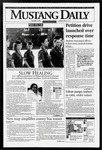 Mustang Daily, October 6, 1993