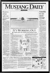 Mustang Daily, October 8, 1993