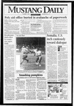 Mustang Daily, October 11, 1993