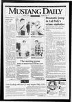 Mustang Daily, October 12, 1993