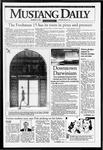Mustang Daily, October 14, 1993