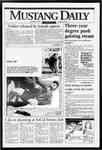 Mustang Daily, October 15, 1993