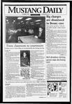 Mustang Daily, October 19, 1993