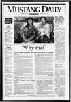 Mustang Daily, October 20, 1993