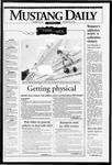 Mustang Daily, October 22, 1993