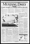 Mustang Daily, October 27, 1993