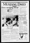 Mustang Daily, October 28, 1993